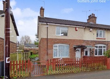Thumbnail 2 bed end terrace house for sale in Stanier Street, Newcastle-Under-Lyme