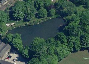 Thumbnail Leisure/hospitality to let in Cheethams Mill Resovoir, Cheetham Park, Mottram Road, Stalybridge