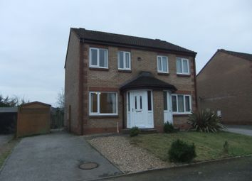 Thumbnail 2 bed semi-detached house for sale in 32 Wellington Avenue, Heathhall, Dumfries