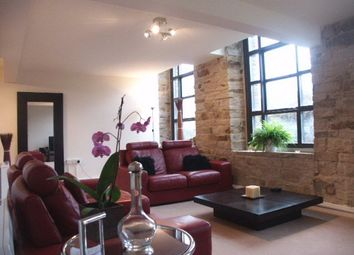 Thumbnail 1 bedroom flat to rent in Quarry Bank Mill, Longwood, Huddersfield, West Yorkshire