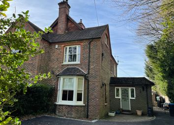 Thumbnail 4 bed semi-detached house to rent in Moor Lane, Dormansland, Lingfield