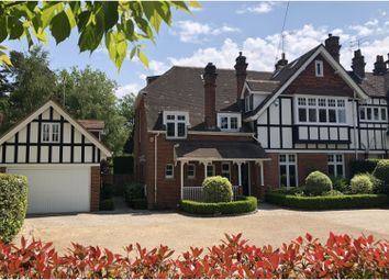 Thumbnail 5 bed cottage for sale in Crawley Ridge, Camberley