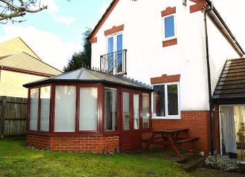 Thumbnail 3 bed link-detached house for sale in Riverside Walk, Crews Hole
