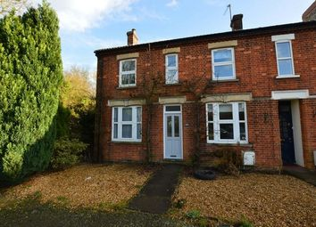 Thumbnail 3 bed end terrace house to rent in Wellingborough Road, Olney