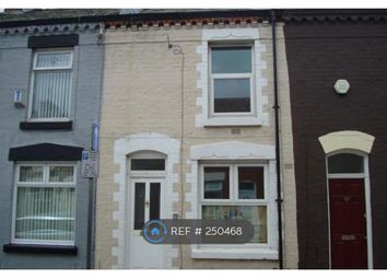Thumbnail 2 bedroom terraced house to rent in Wilburn Street, Liverpool