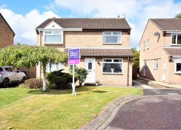 2 bed semi-detached house for sale in Willowbank, Coulby Newham, Middlesbrough TS8