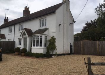 Thumbnail 2 bed terraced house to rent in Cheriton, Alresford