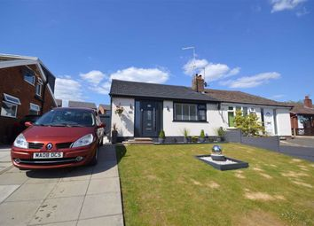 Thumbnail 2 bed semi-detached bungalow for sale in Salisbury Road, Manchester