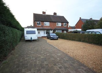Thumbnail 3 bed semi-detached house for sale in Station Road, Scholar Green, Stoke-On-Trent