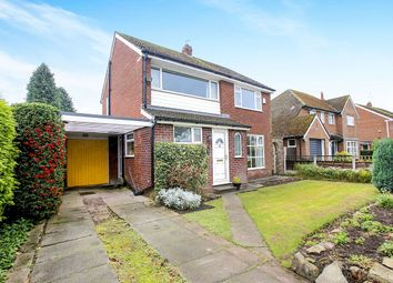 Thumbnail 4 bed detached house for sale in Foxland Road, Gatley, Cheadle