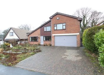 Thumbnail 4 bed detached house for sale in Grangefields, Biddulph, Stoke-On-Trent