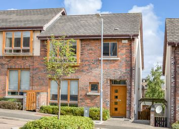Thumbnail 4 bed end terrace house for sale in 9 Belarmine Drive, Enniskerry Road, Stepaside, Dublin 18