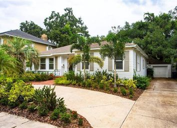 Thumbnail 4 bed property for sale in 2913 West Bayshore Court, Tampa, Florida, United States Of America