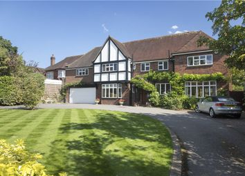Thumbnail 6 bed detached house for sale in Traps Lane, New Malden