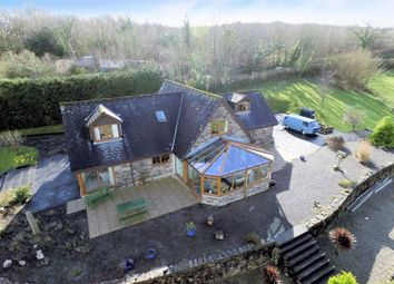 Thumbnail 4 bed property for sale in Gulworthy, Tavistock