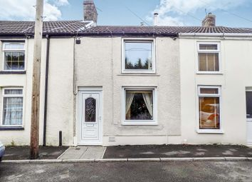 Thumbnail 2 bed terraced house for sale in Pen-Y-Fai Road, Aberkenfig, Bridgend.