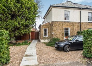 Thumbnail 2 bed semi-detached house for sale in Kingston Upon Thames, Surrey, England