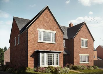"Thumbnail 5 bed detached house for sale in ""The Kingston"" at St. James Way, Biddenham, Bedford"