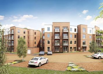 "Thumbnail 1 bed flat for sale in ""Pavilion Court"" at Cricket Field Grove, Crowthorne"