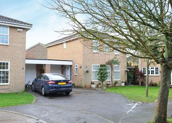 Thumbnail 4 bed link-detached house for sale in Greenacres Close, Farnborough, Orpington