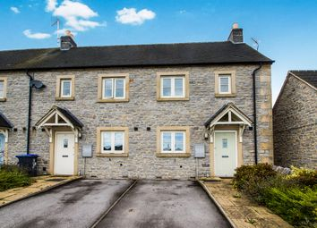 Thumbnail 3 bed town house for sale in Portland Place, Waterhouses, Stoke-On-Trent