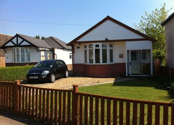 Thumbnail 3 bed detached bungalow for sale in Victoria Road, Bridgnorth