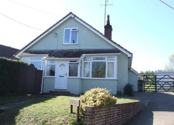 Thumbnail 3 bedroom bungalow for sale in Ufford, Woodbridge, Suffolk