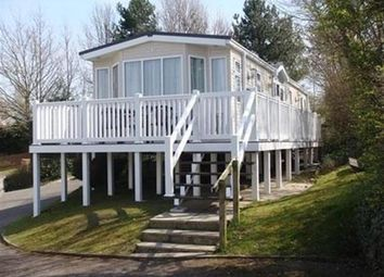 Thumbnail 2 bed mobile/park home for sale in Rockley Vale, Rockley Park, Poole