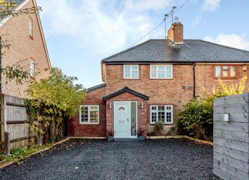 Thumbnail 4 bed semi-detached house for sale in Harper Lane, Radlett, Hertfordshire