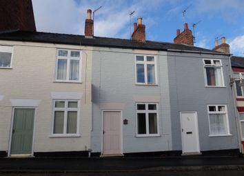 Thumbnail 1 bed terraced house to rent in Chapel Street, Melbourne, Derby