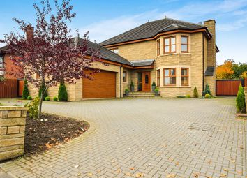 Thumbnail 4 bedroom detached house for sale in Greenlees Road, Cambuslang, Glasgow