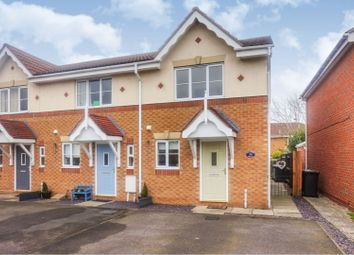 2 bed end terrace house for sale in Sycamore Grove, Lincoln LN4