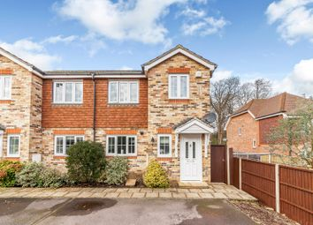 Thumbnail 3 bed semi-detached house for sale in Mount Holme, Thames Ditton