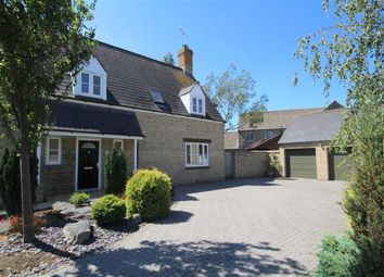 Thumbnail 4 bed detached house for sale in St Julians Close, South Marston, Swindon