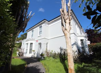 Thumbnail 4 bed semi-detached house for sale in Oaklands, Fernleigh Road, Mannamead, Plymouth