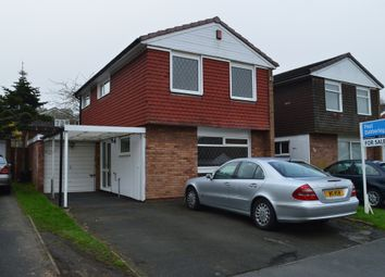 Thumbnail 3 bed detached house for sale in St. Benedicts Close, West Bromwich