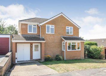 Thumbnail 4 bed detached house for sale in Wessex Gardens, Twyford, Reading