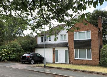Thumbnail 4 bedroom detached house to rent in Brookside Crescent, Cuffley, Potters Bar