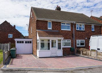 Thumbnail 2 bed semi-detached house for sale in Reservoir Close, Walsall