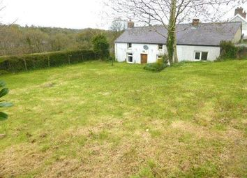 Thumbnail 1 bed detached house for sale in Troed Yr Rhiw, Cwm Felin Mynach, West Carmarthenshire, Whitland