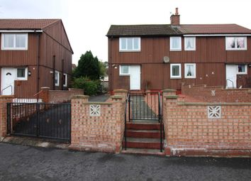Thumbnail 3 bed semi-detached house for sale in Southside Avenue, Mossblown, Ayr