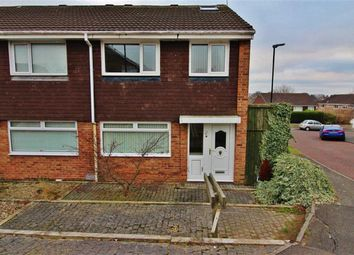 Thumbnail 4 bed terraced house for sale in Skirlaw Close, Washington, Washington