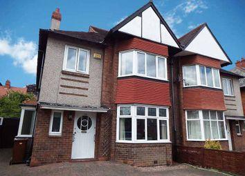 Thumbnail 8 bed semi-detached house to rent in Osborne Road, Jesmond