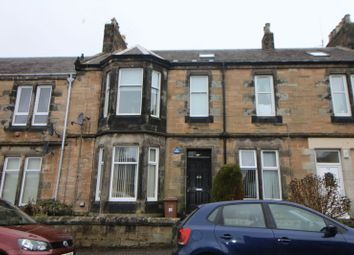 Thumbnail 2 bed flat for sale in Balsusney Road, Kirkcaldy