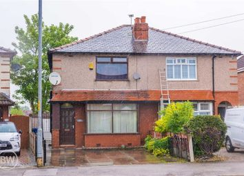 Thumbnail 3 bed semi-detached house for sale in Holden Road, Leigh, Lancashire