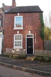 Thumbnail 2 bed terraced house to rent in Church Walk, Worksop