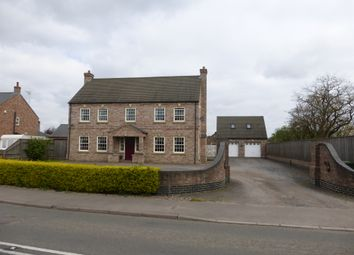 Thumbnail 7 bed detached house for sale in Leverington Common, Leverington, Wisbech