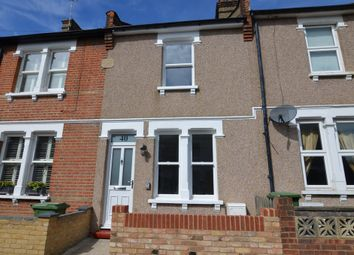 Thumbnail 2 bed terraced house for sale in Oxford Road, Sidcup