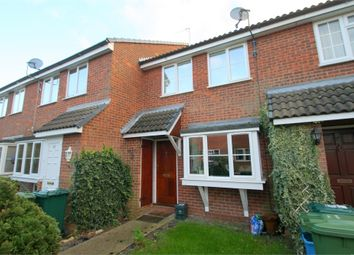 Thumbnail 1 bed terraced house to rent in Bramley Close, Staines-Upon-Thames, Surrey