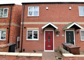 2 bed terraced house for sale in Queen Elizabeth Road, Lincoln LN1